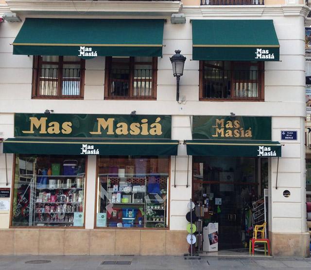 Mas-Masiá fachada