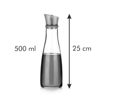 20x8.5x3.1 cm Tescoma Vitamino Infusor para Aceitera