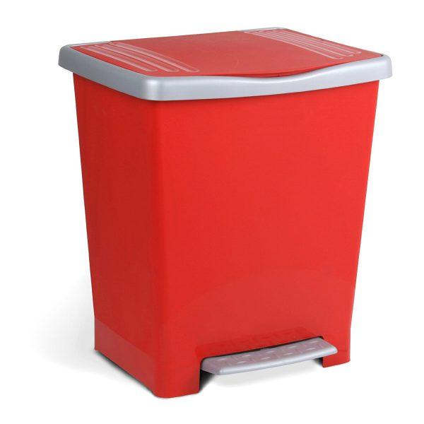 Cubo pedal milenium Tatay rojo