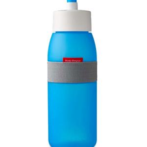 Botella de deporte Ellipse azul