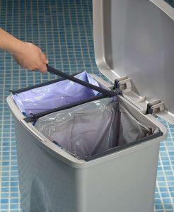 Cubo de reciclaje Toyma
